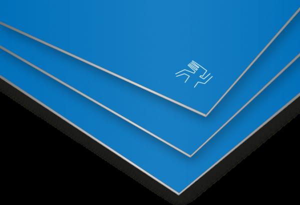 Displaykarton, 1 mm
